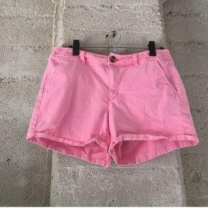 AMERICAN EAGLE OUTFITTERS pink shorts!